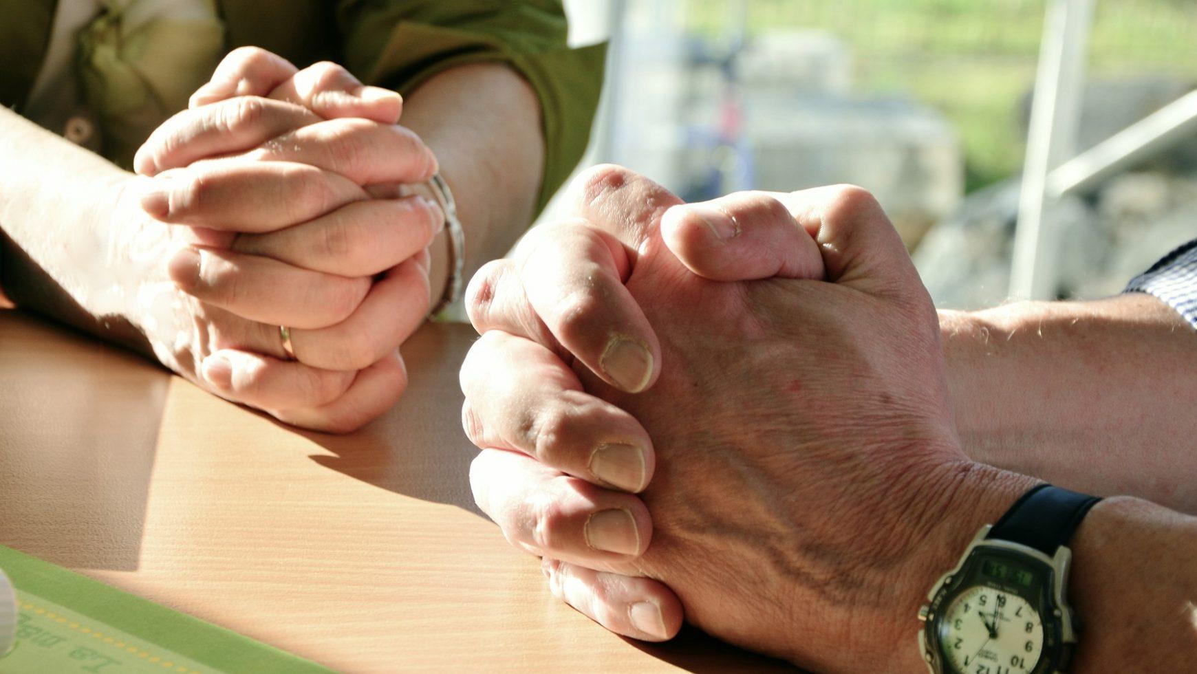 Neatlaidīga lūgšana